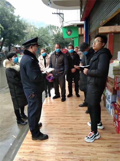 """长宁县:遍及开展 """"反诈""""法治宣传勾当"""